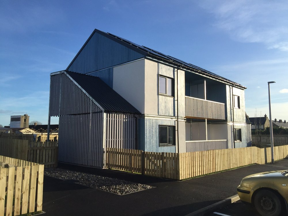 Alness Apartments