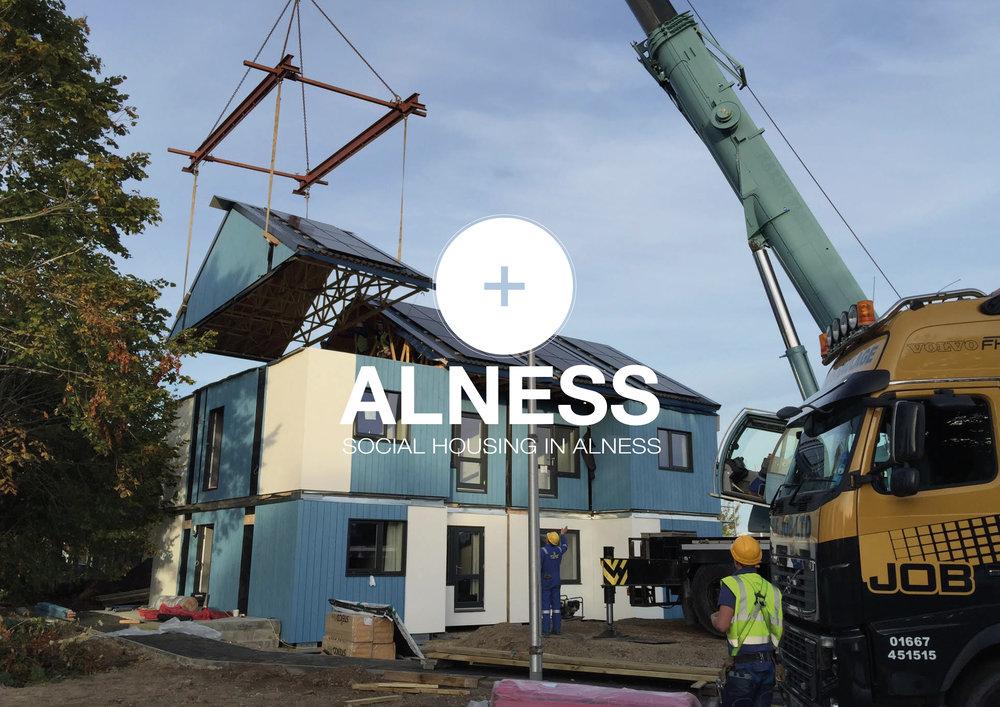 Alness Social Housing