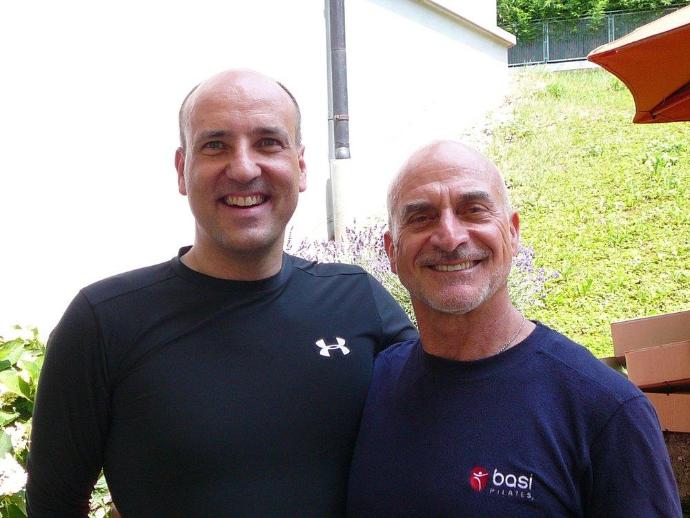 Reiner Grootenhuis und Rael Isacowitz