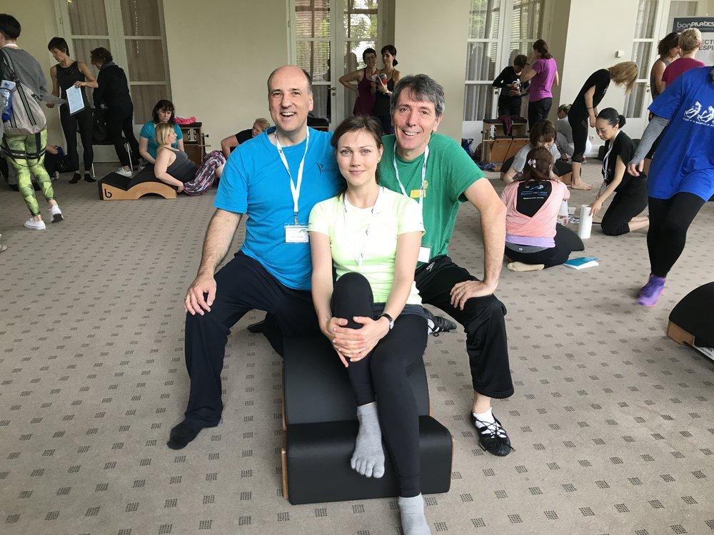 Alan Herdman Spine Corrector Pilates Heritage Conference