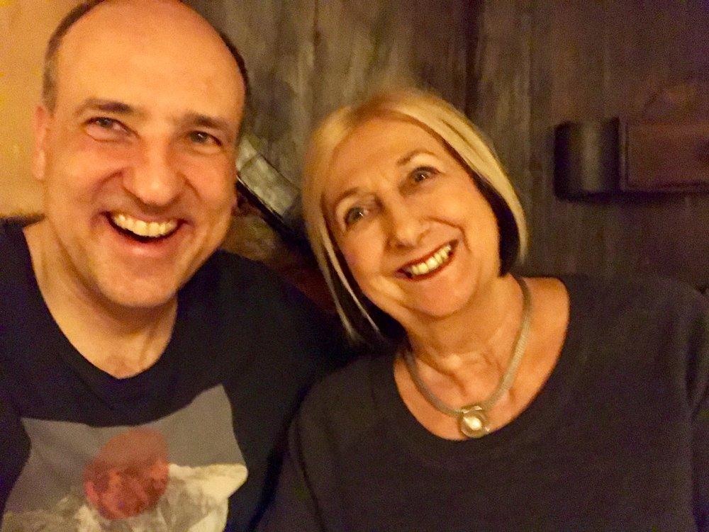 Reiner und Kathy Corey