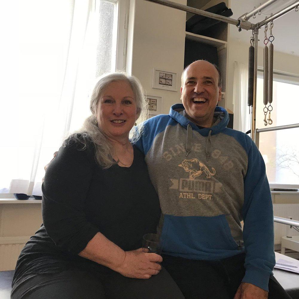 Deborah Lessen und Reiner Grootenhuis.JPG