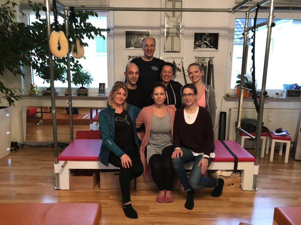 Die Teilnehmer unseres Workshops. Eine Teilnehmerin kam sogar aus dem Saarland.