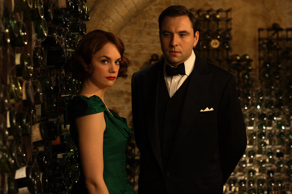 Ruth Wilson and David Walliams in Capturing Mary (2007)