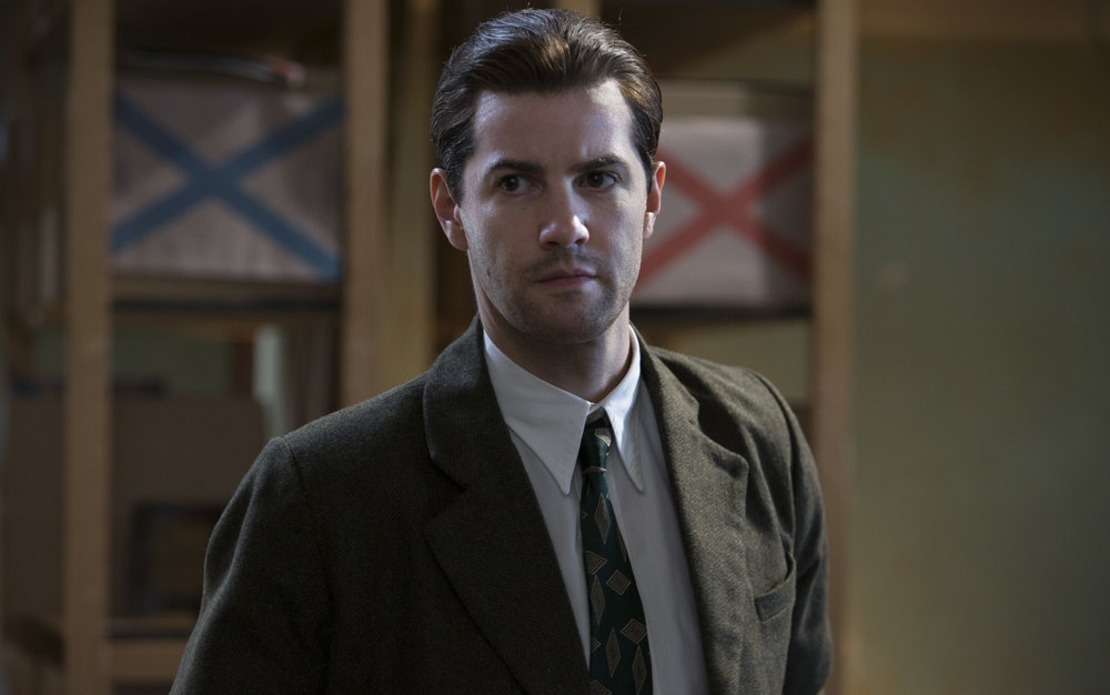 Jim Sturgess as Callum Ferguson in Close to the Enemy (2016)