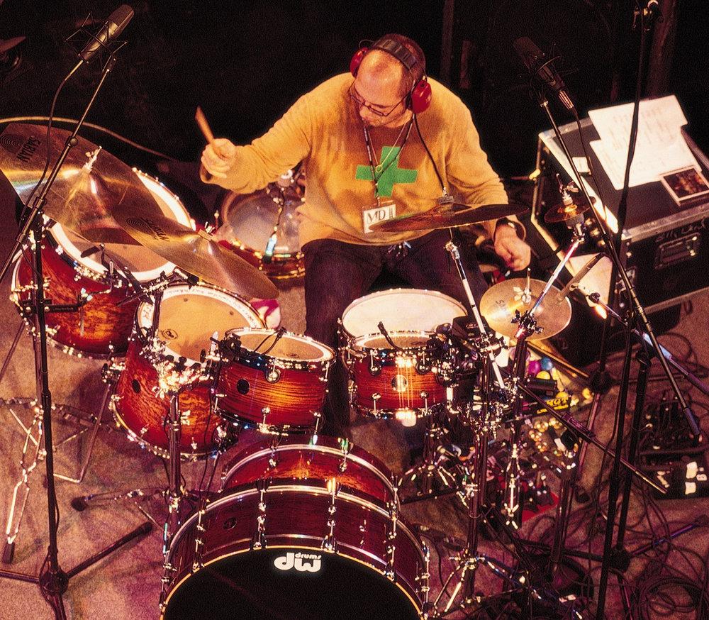 Modern Drummer Fest 2000