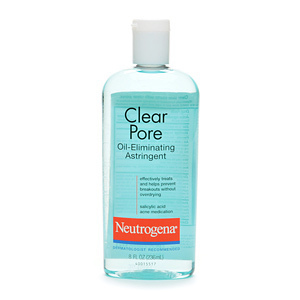 Neutrogena Oil-Eliminating Astringent