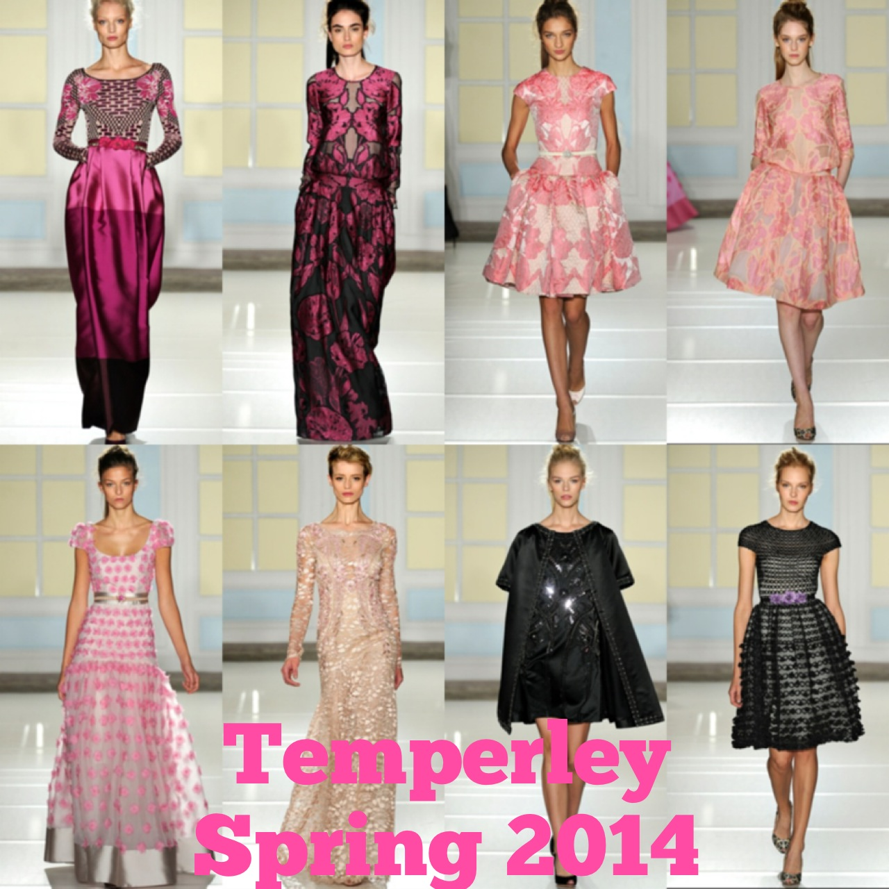 Spring 2014 Temperley London