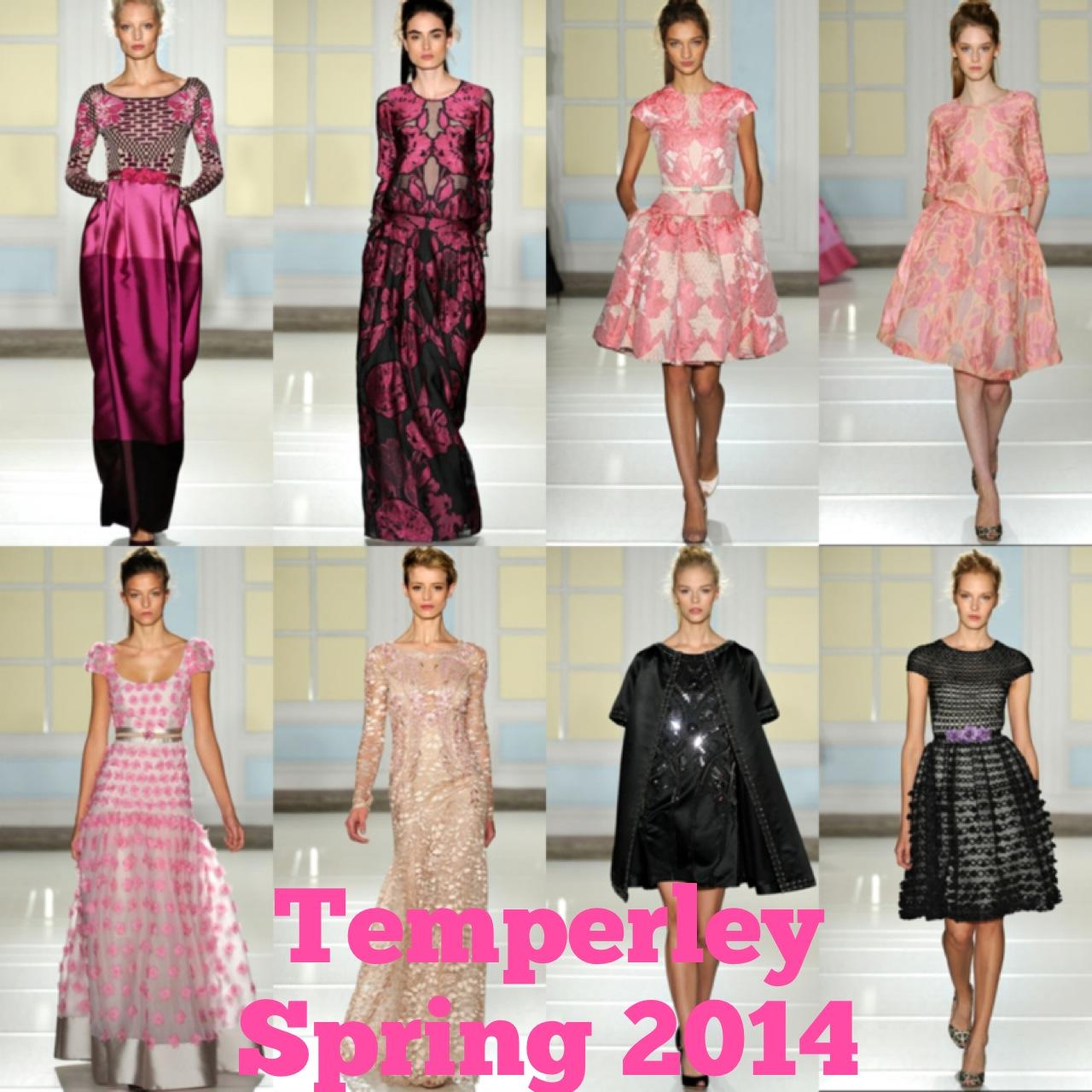 Spring 2014 Temperley London