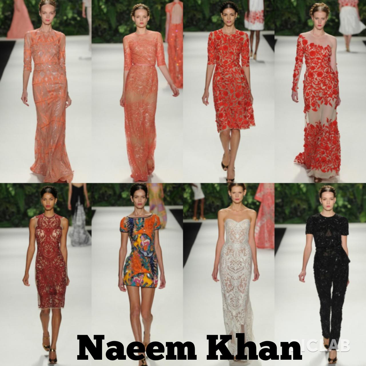 Spring 2014 Naeem Khan