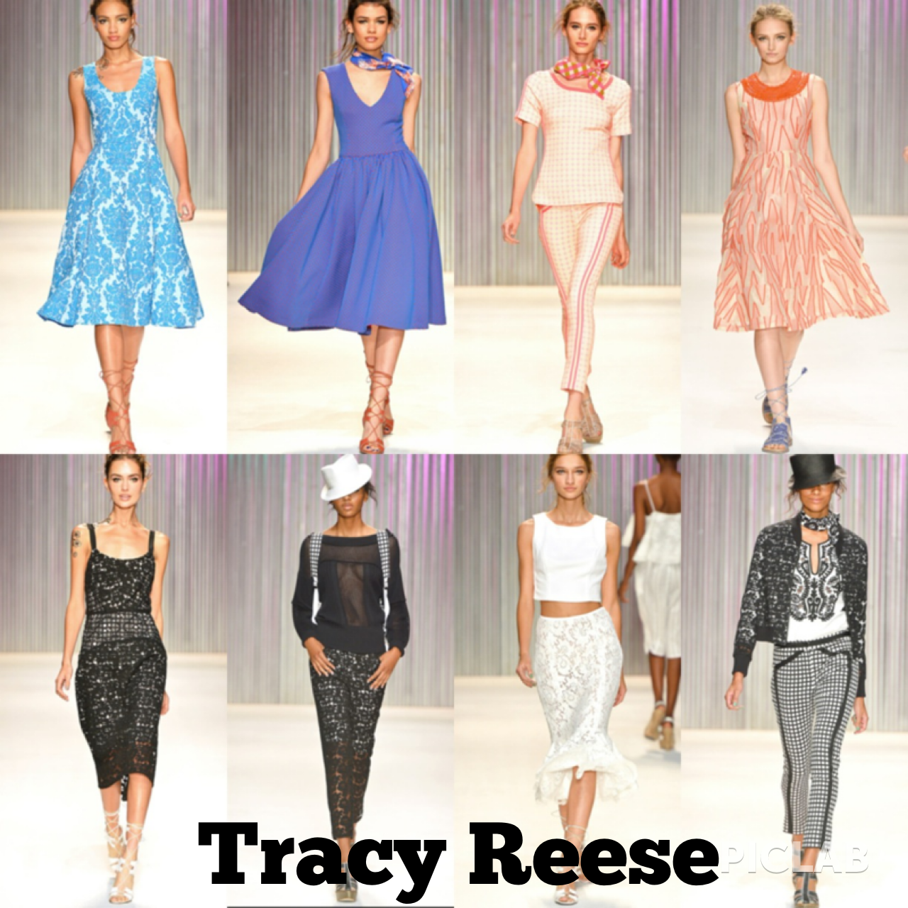 Spring 2014 Tracy Reese