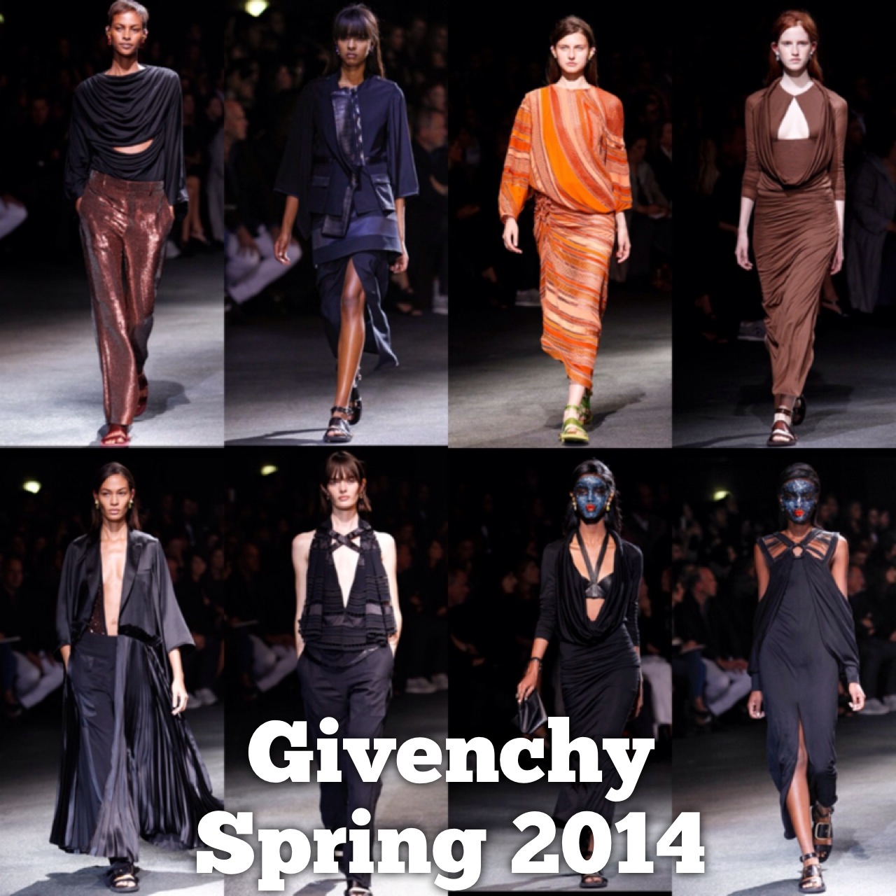 Spring 2014 Givenchy