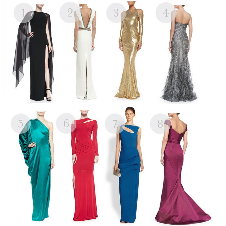 8 GG dresses