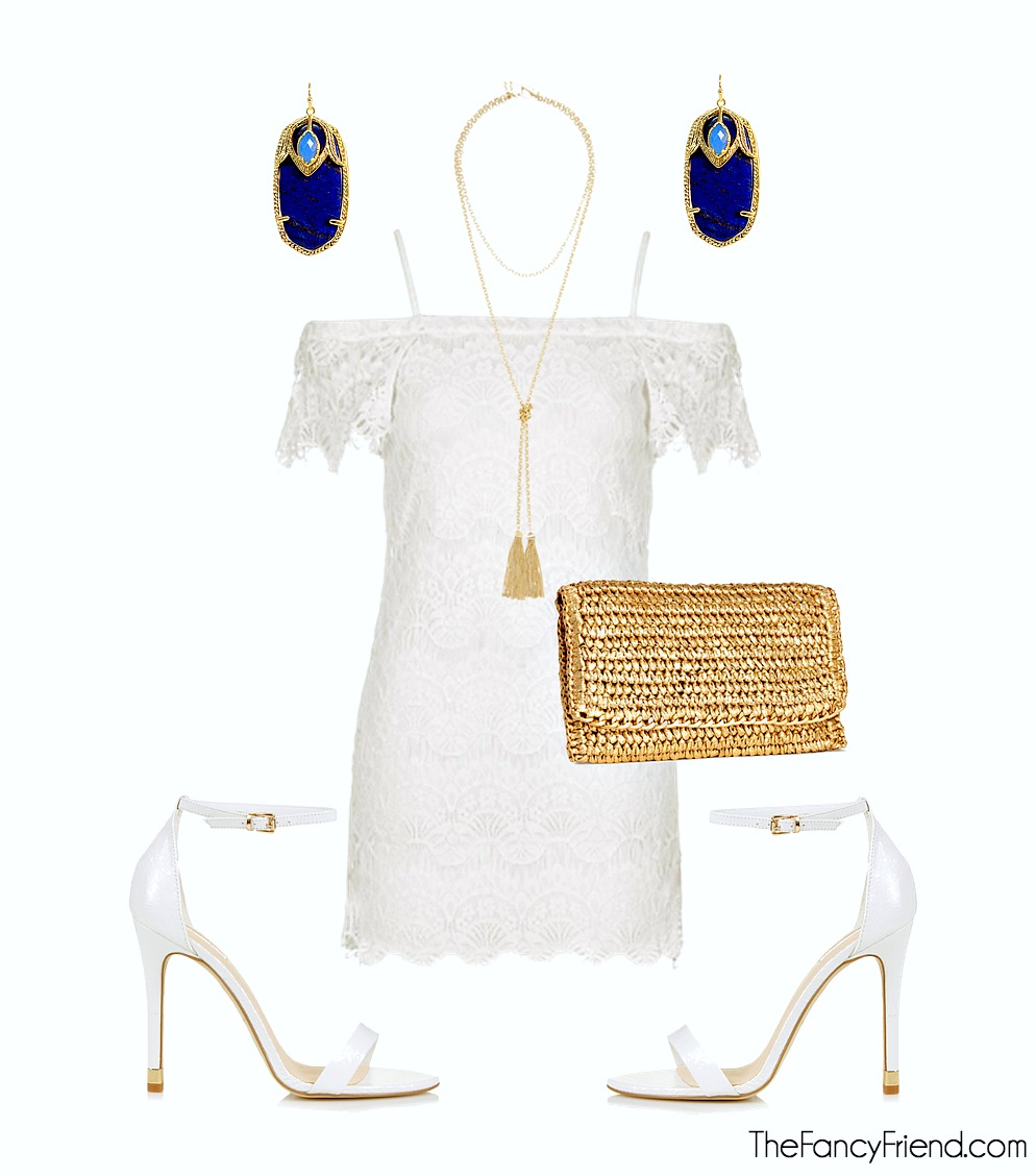 What To Wear To An All White Party 1