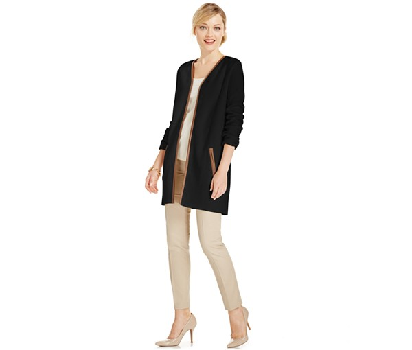 Petite Cardigan Sweater from Macy's