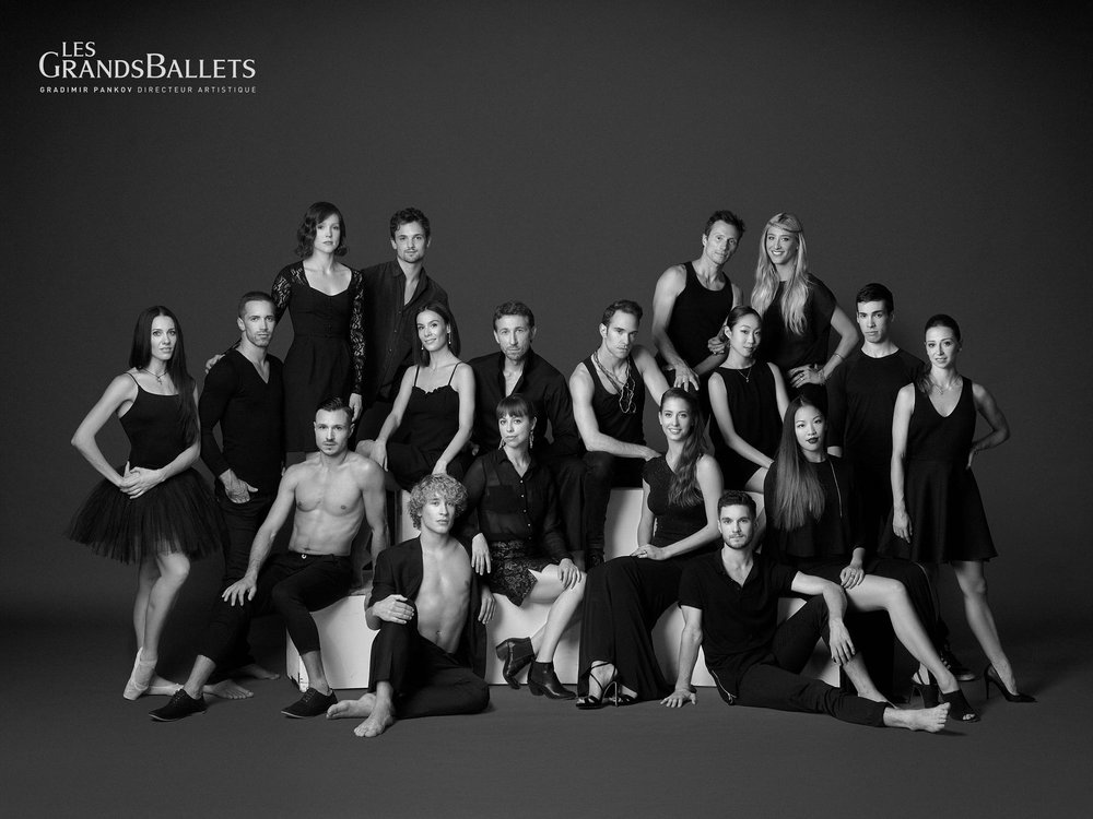 Les Grands Ballets Canadiens de Montreal