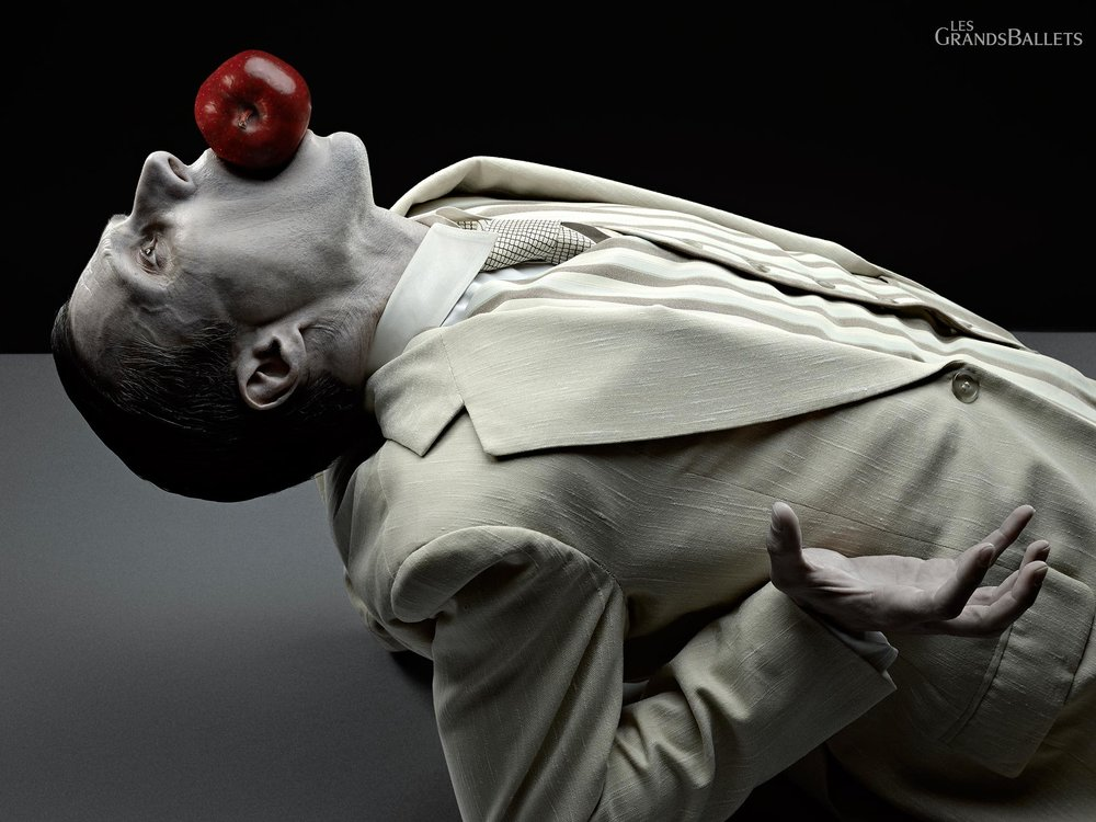 VENDETTA - STORIE DI MAFIA By  Annabelle Lopez Ochoa ,Dancer: Hervé Courtain