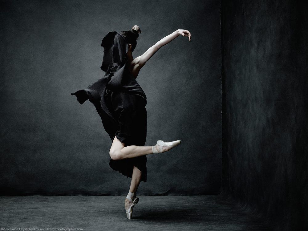 Kseniya Barbasheva - Perm Ballet. ©2017 Sasha Onyshchenko/Kravetz Photographics