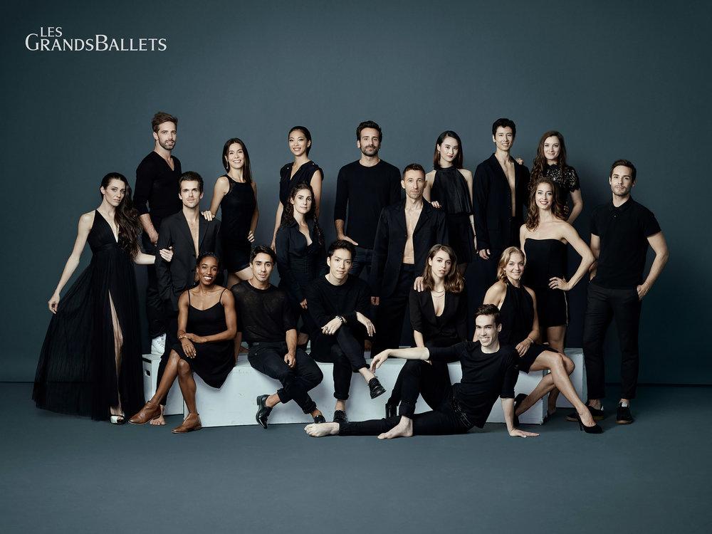 Les Grands Ballets Canadiens de Montreal