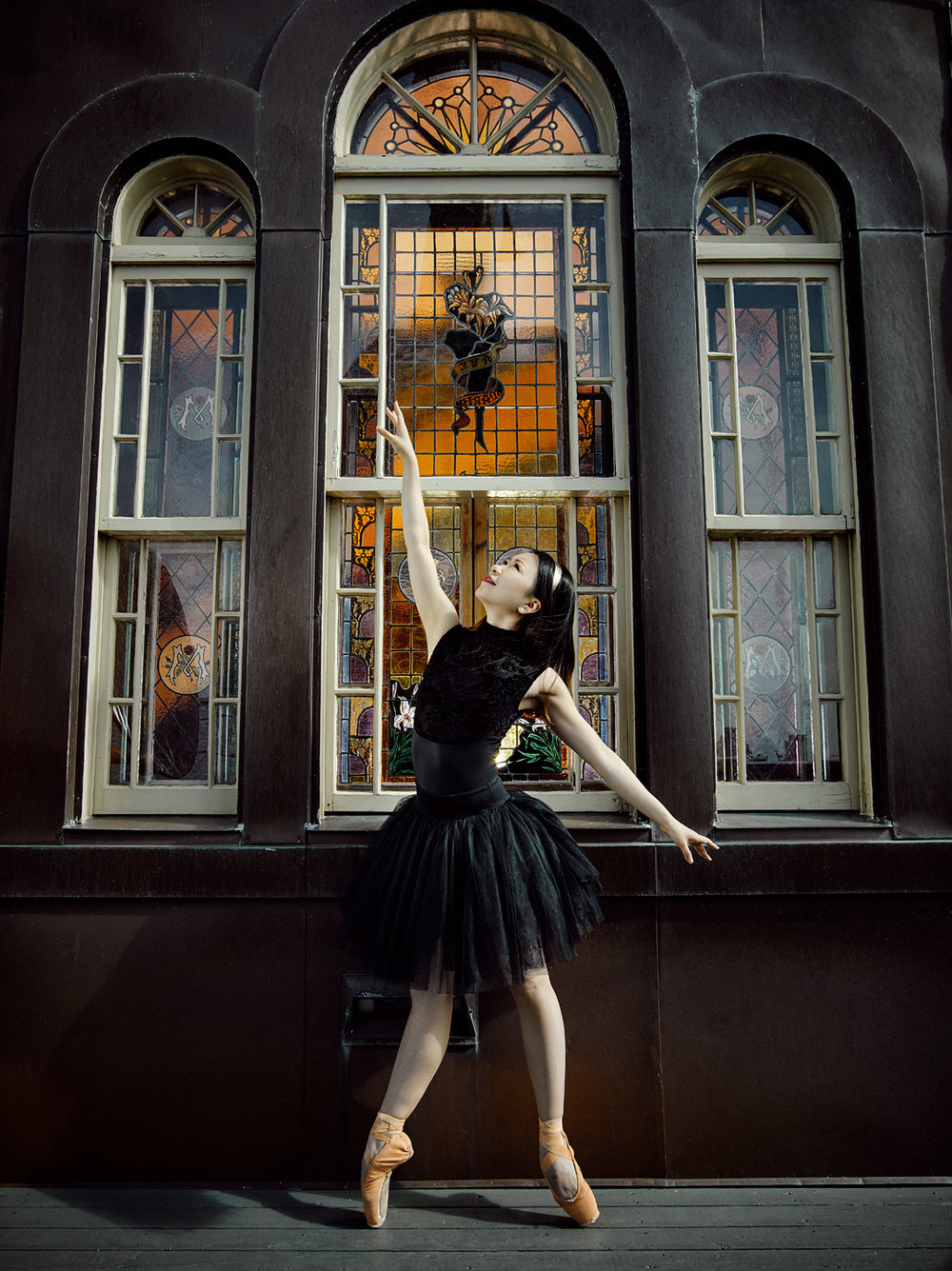 Dancer: Anna Ishii