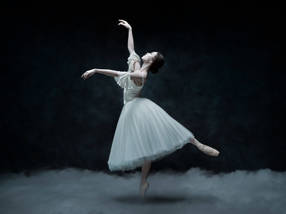 Dancer: Yui Sugawara / Les Grands Ballets de Montreal