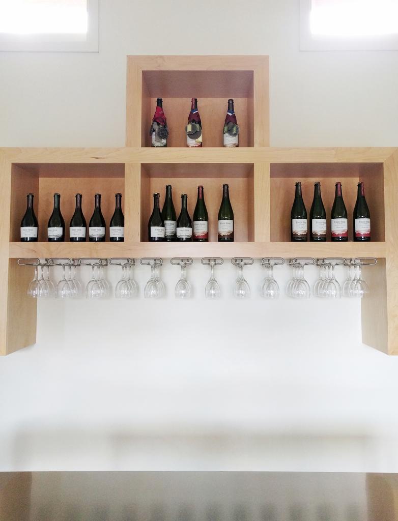 The Foggy Ridge Cider Tasting Room