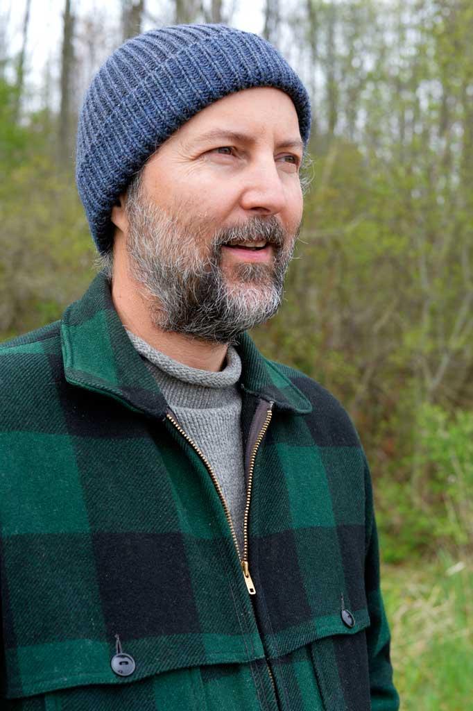 South Hill cidermaker Steve Selin