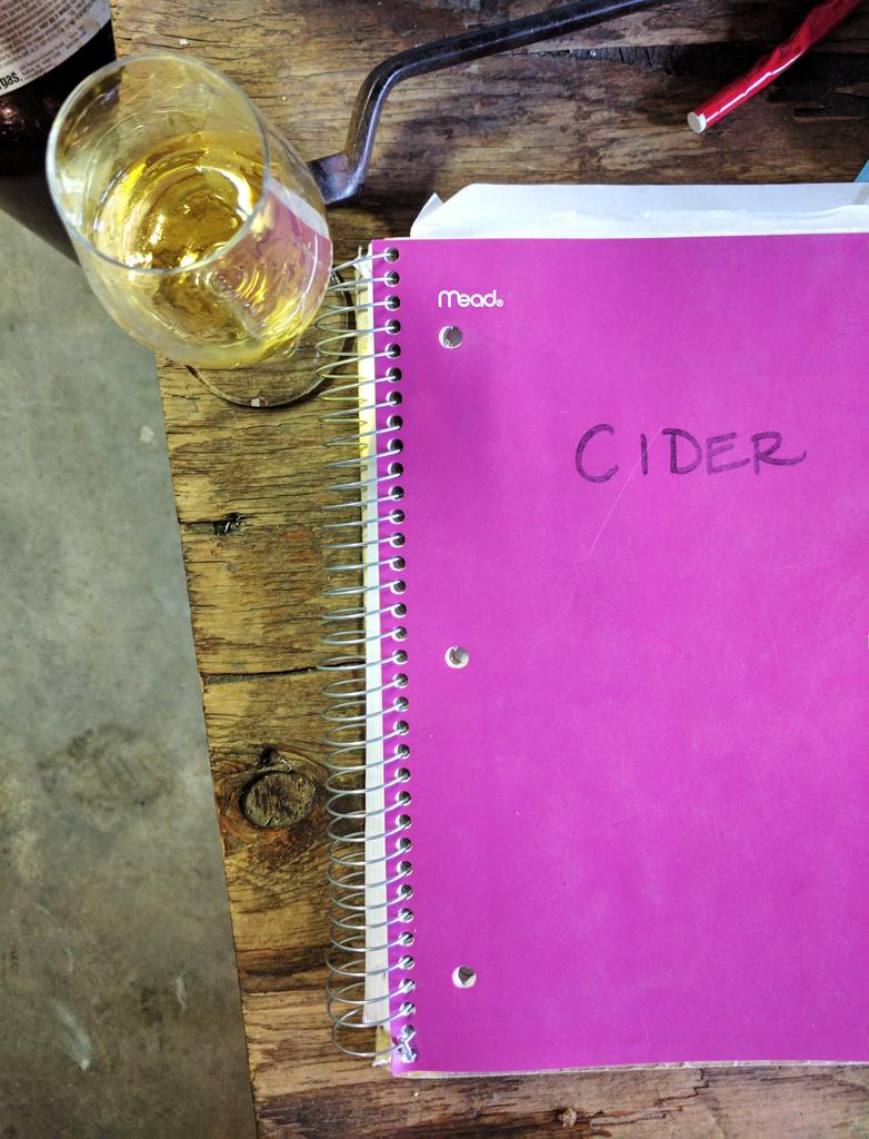 The Farnum Hill Cider Binder