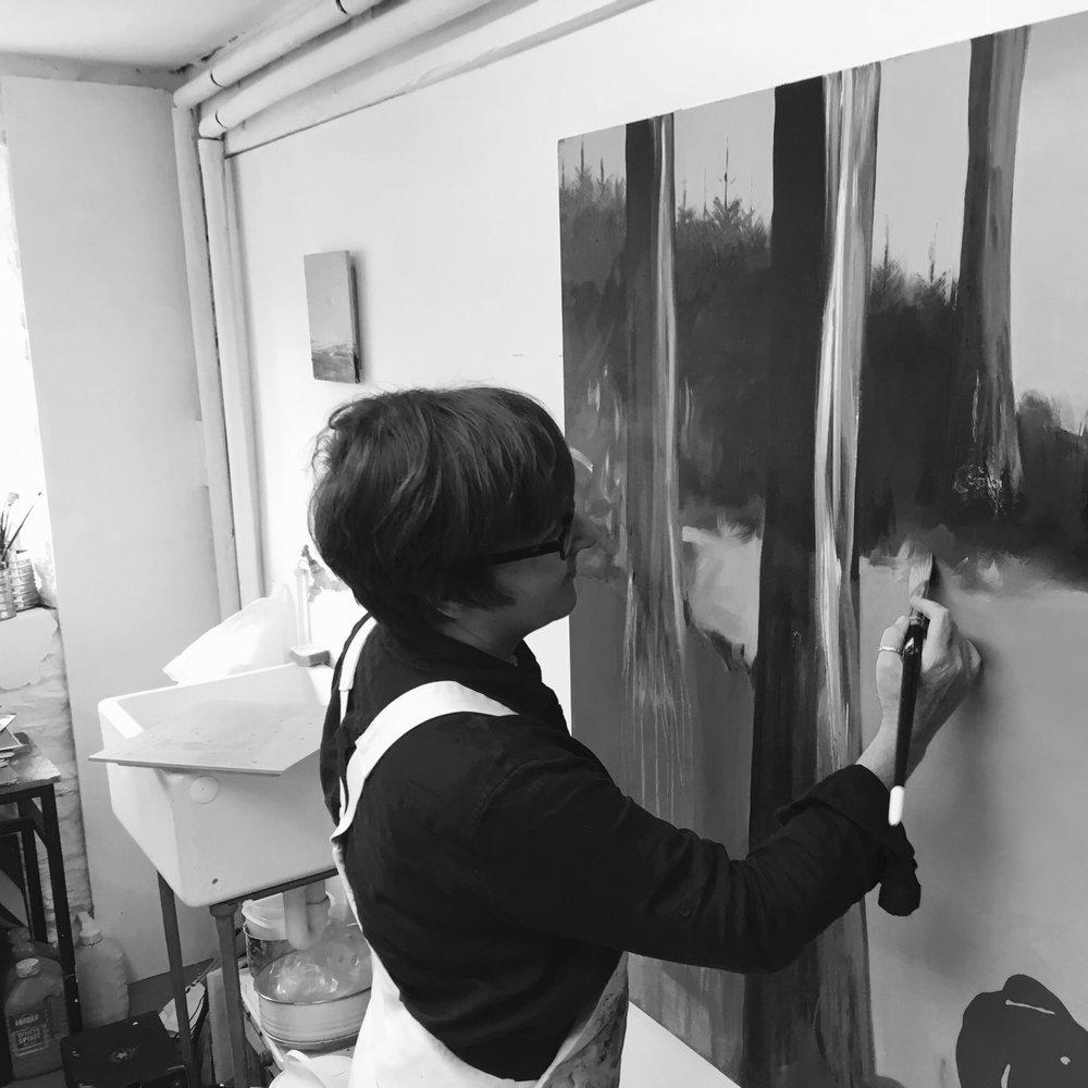 Helen O'Keeffe artist