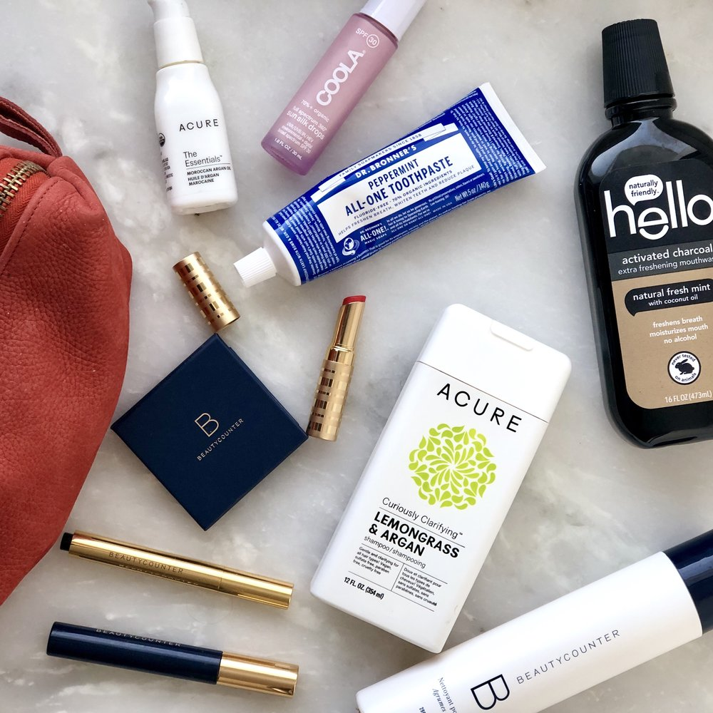 These are some of my favorite brands that have cleaner beauty.