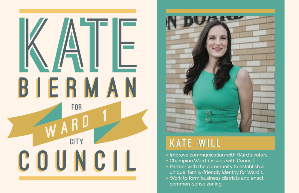 Kate Bierman for Ward 1 | 2017 Norman City Council Campaign