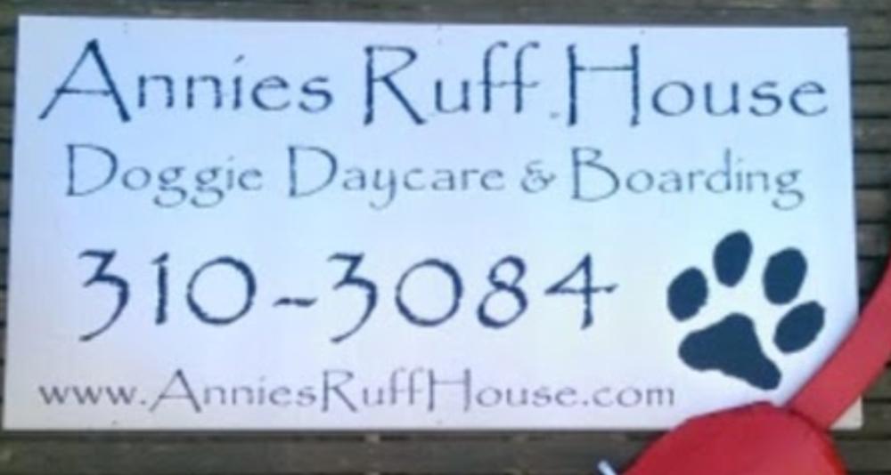 Original Annie's Signage