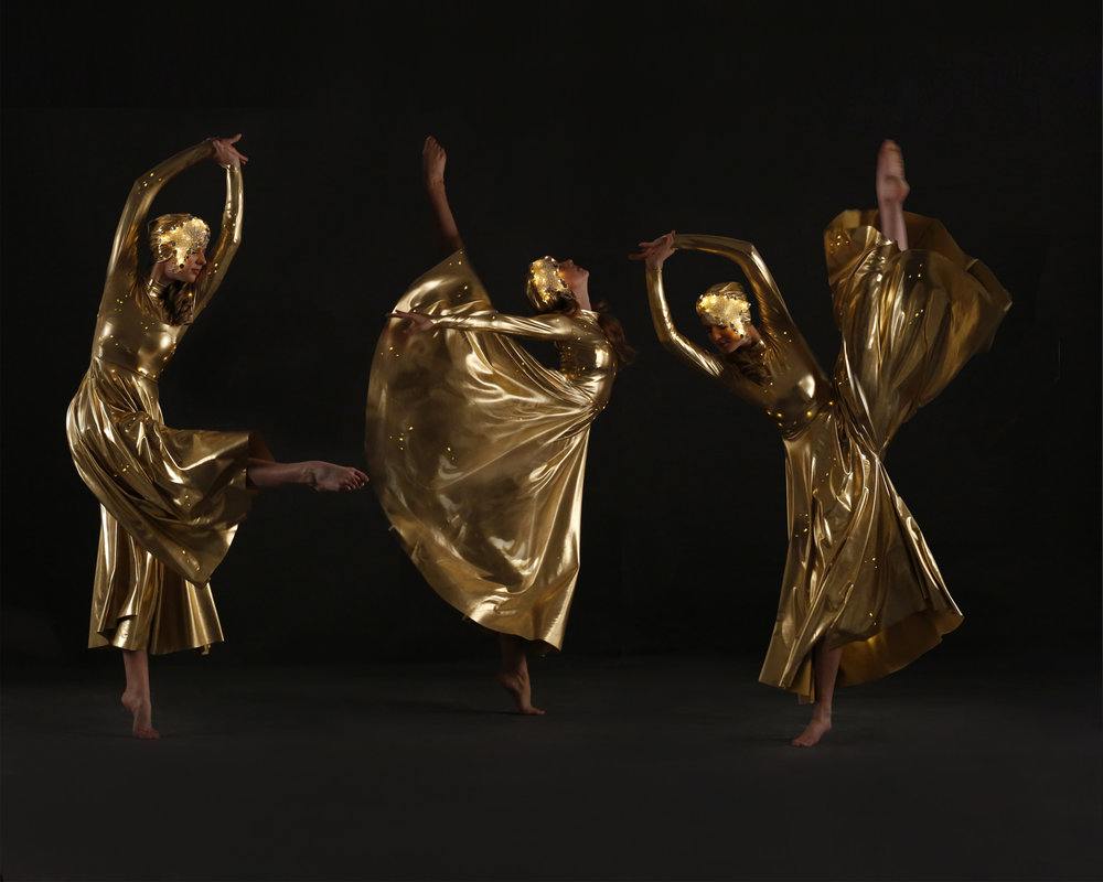 Light Emitting Dance in gold 3, Divine Company.jpg