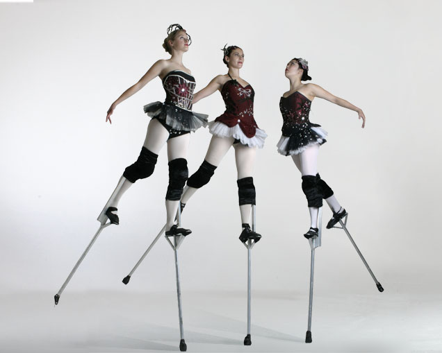 The London Cirque Ballet, stilt performance 4, Divine Company.jpg