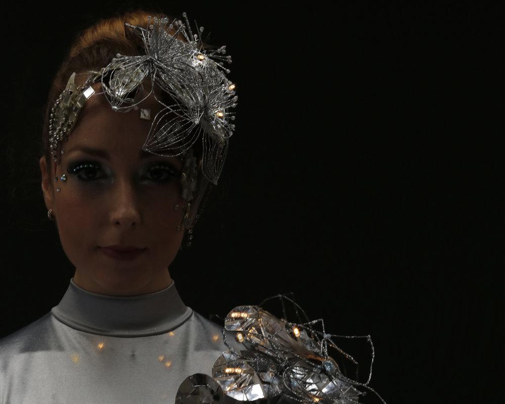 Silver, head detail, Divine Company.jpg