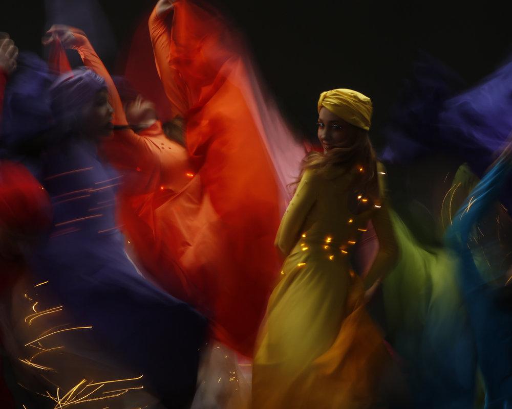 Light Emitting Dance in colour 19, Divine Company.jpg