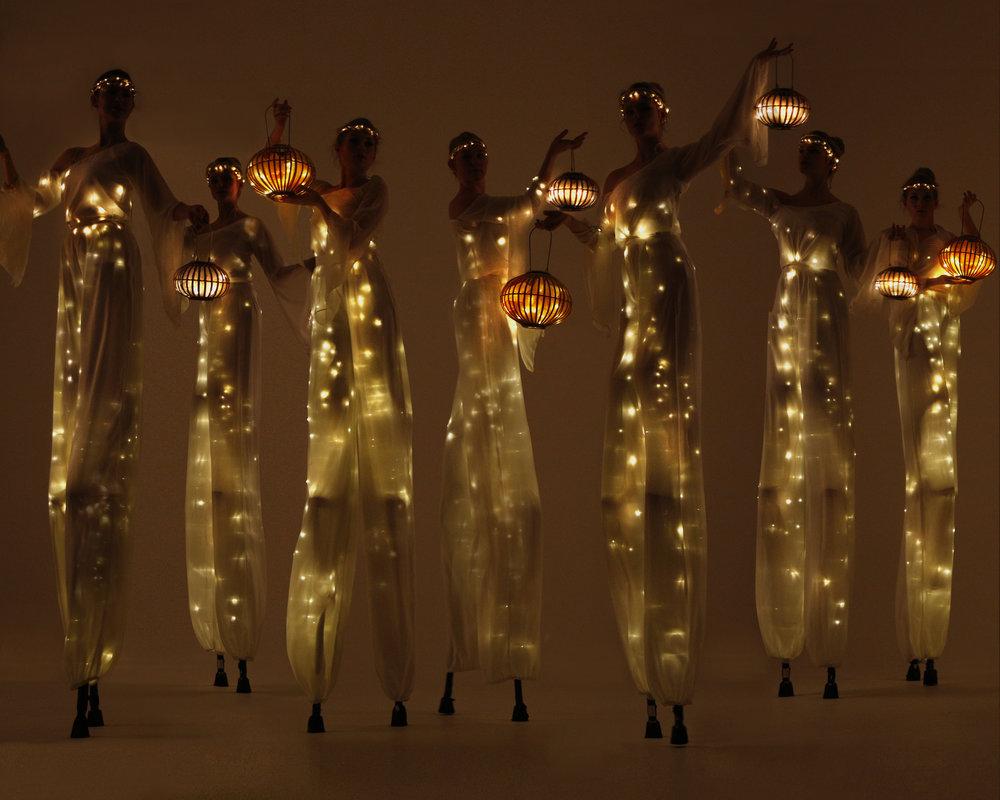 Arcadians with lanterns, Divine Company.jpg