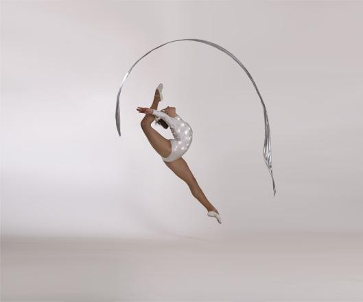 Electric Rhythmic, ribbon performance, Divine Company.jpg