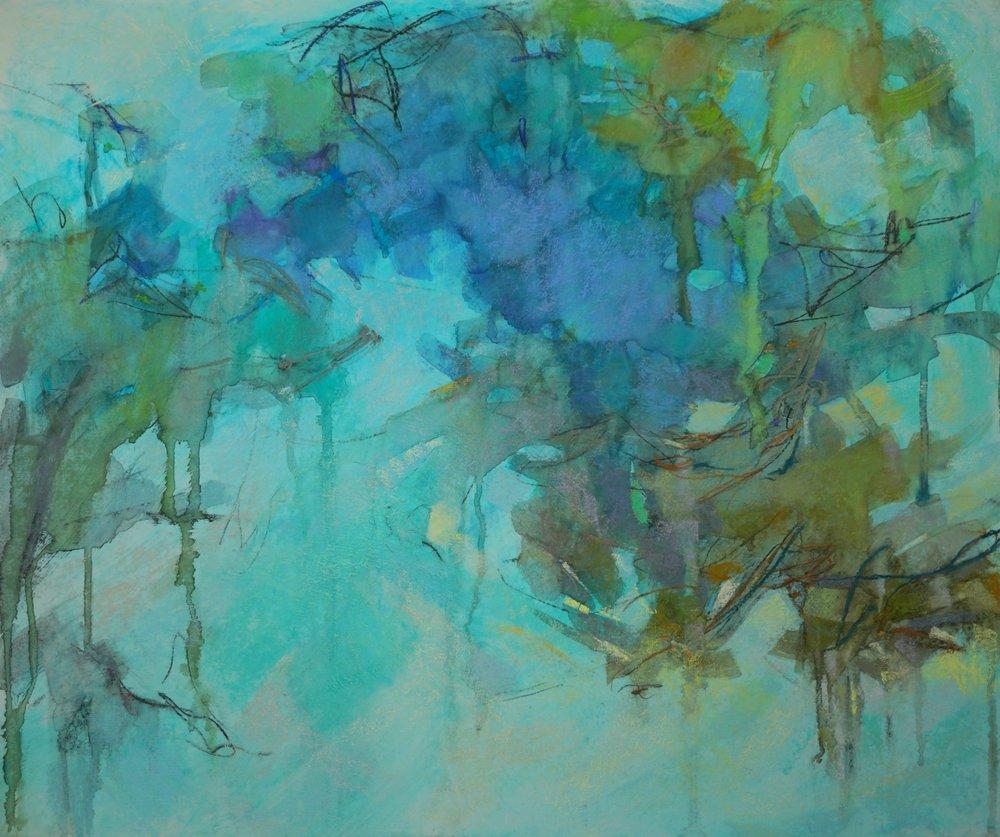Cezanne's Garden >>
