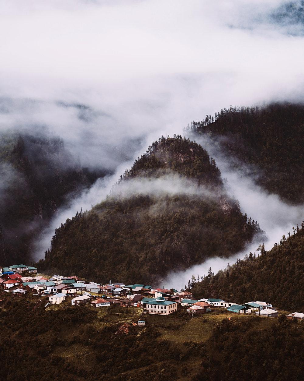 Село Талсух, Дагестан