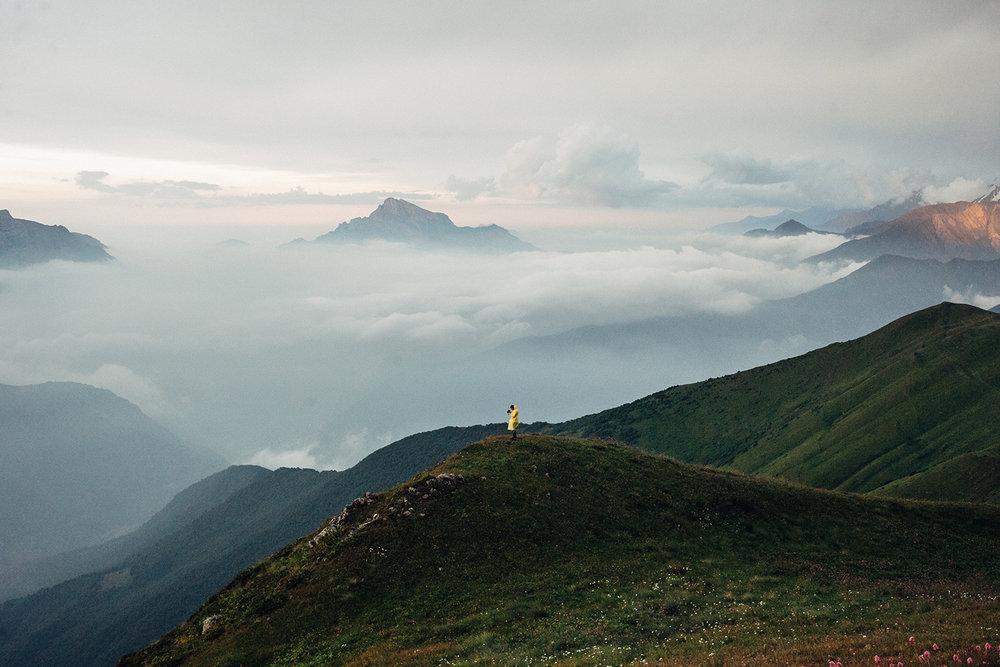 Цей, Северная Осетия