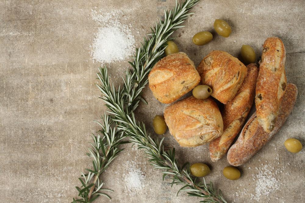 Picholine Olive & Rosemary