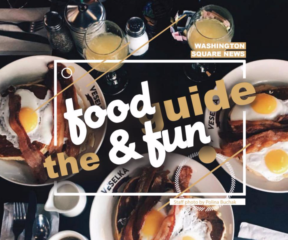 The Food and Fun Guide