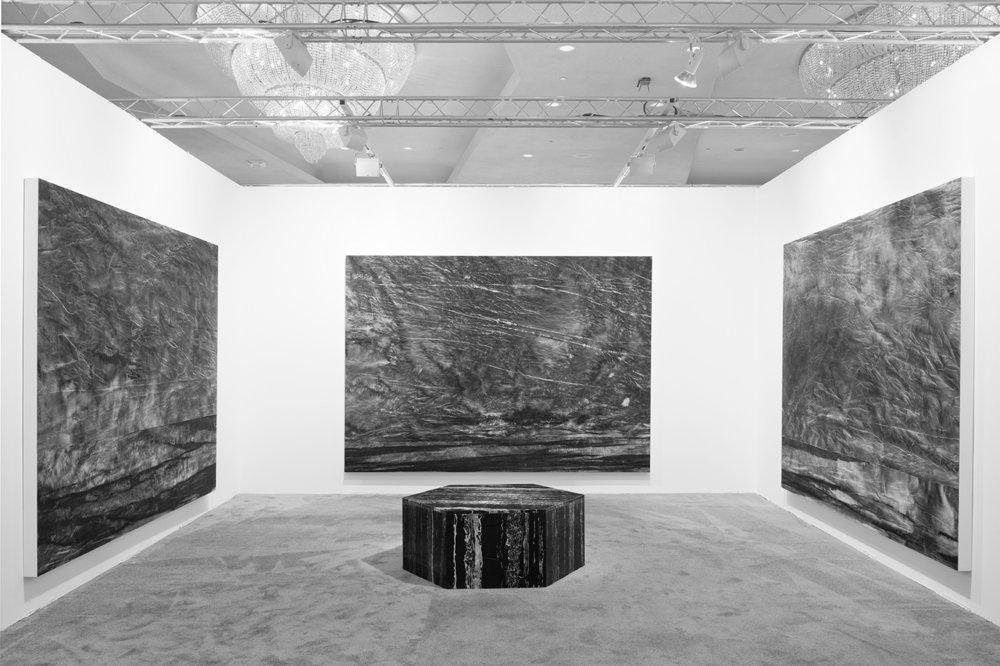 """SAM MOYER"";Installation view;December 6-9, 2012;NADA Miami Beach"
