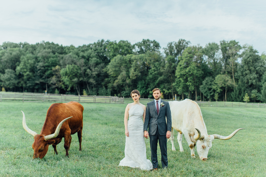 Ironstone Ranch Wedding