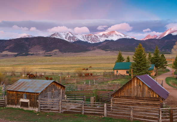 Music Medows Colorado Ranch Retreat -