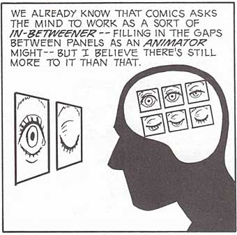 from  Understanding Comics  by Scott McCloud