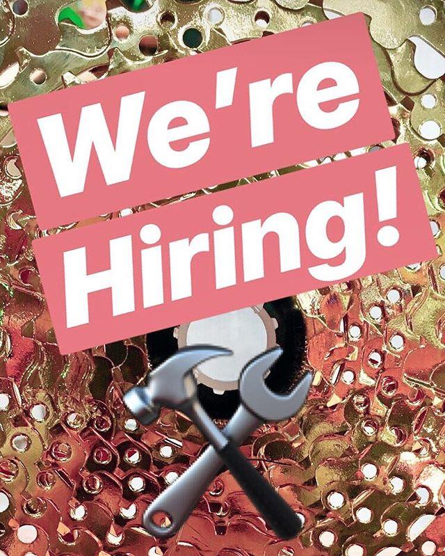 Hey y'all We're Hiring! Full time experienced mechanic 👩🔧 👨🔧. jobs(at)silkroadcycles.net  #bikenyc #hiring
