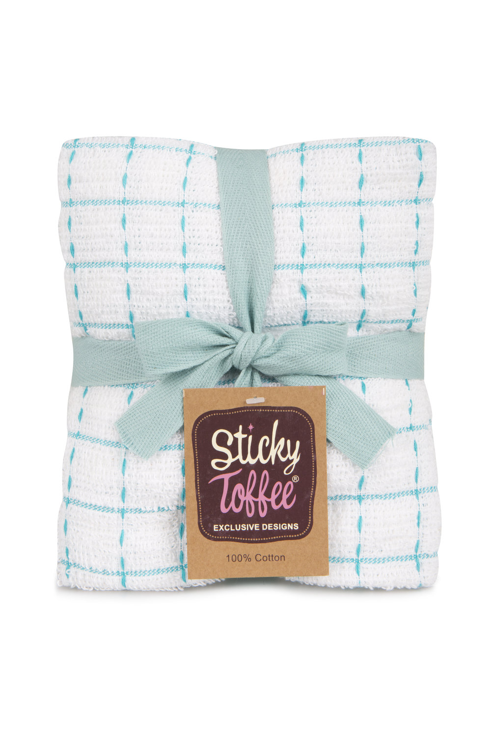 Tea Towels — Sticky Toffee Textiles