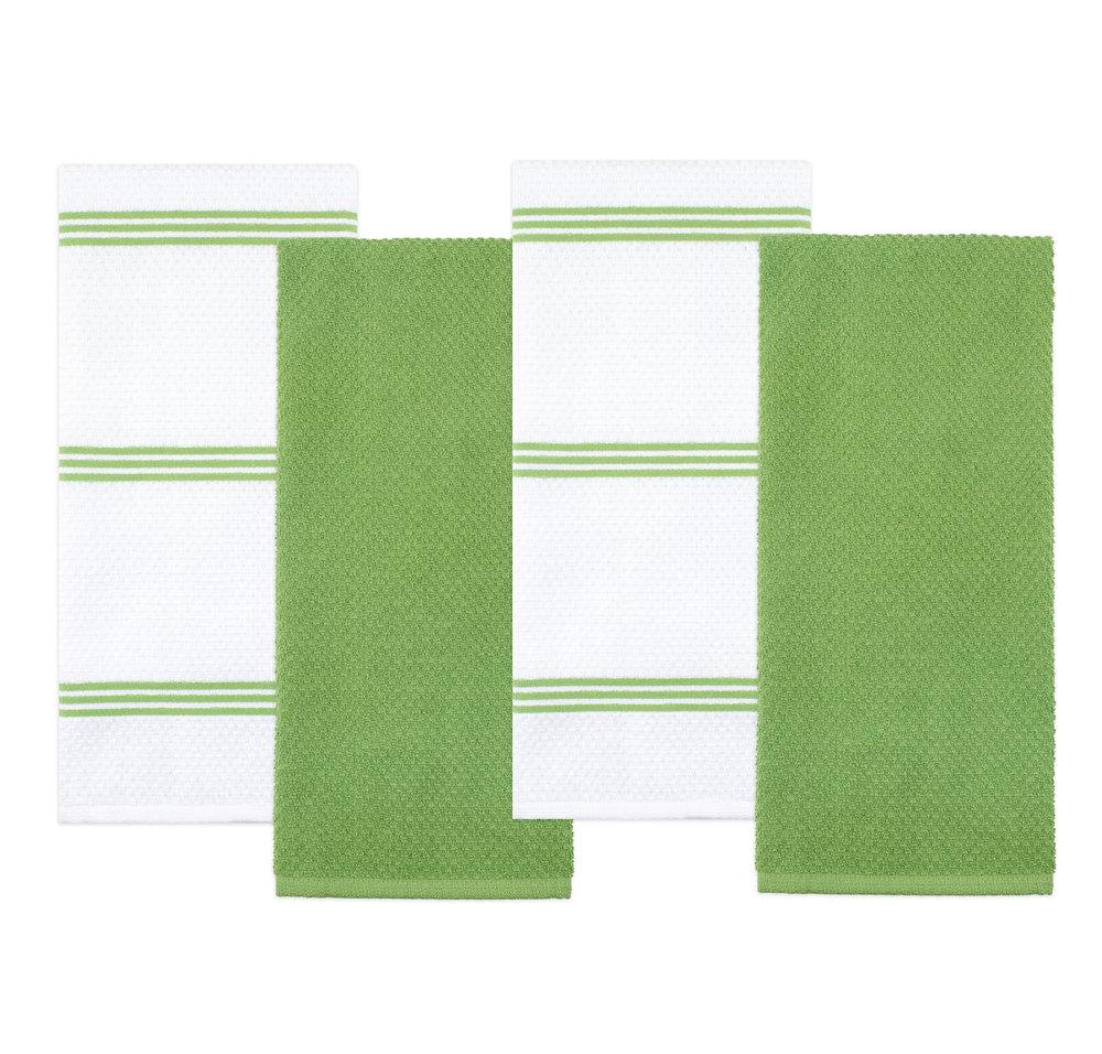 Kitchen Towel 4 pack Green_---G.jpg